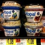 Walmart: Yopa Greek Yogurt with Granola Toppings Only $0.53 (Reg. $1.08!)