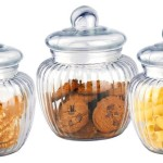 *HOT* Amazon: 3 Glass Cookie Jars only $9.95 Shipped (Reg. $49.95)!