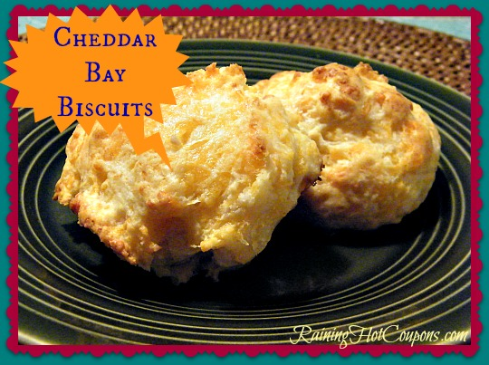 Cheddar Bay Biscuits Copy Cat Red Lobster Cheddar Bay Biscuits Recipe!