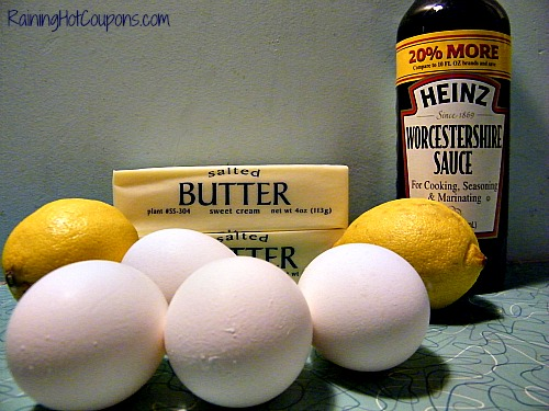 Hollandaise Ingredients Easy Creamy Hollandaise Sauce ~ A Perfect Addition to Your Easter Dinner