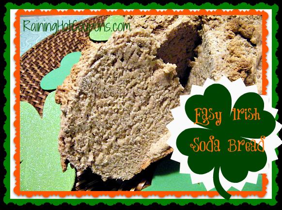Irish Soda Bread Main