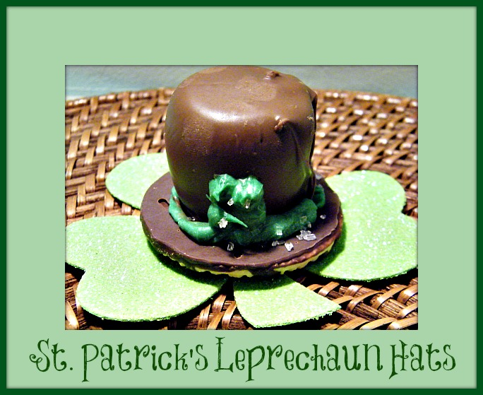 St. Patrick's Day Leprechaun Hats ~ An Fun Day with Your Kids!