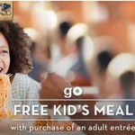 Olive Garden: FREE Kid's Meal Coupon