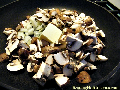 Rustic Ham Frittata Mushrooms Rustic Ham Frittata Recipe