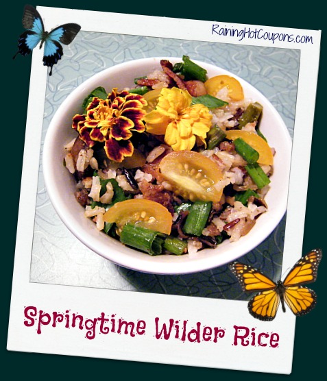 Springtime Wilder Rice Main Springtime Wilder Rice Recipe