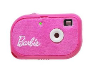 barbie Hurry Barbie Fuzzy Camera only $7.99 (Reg. $49.99) only 3 left in stock!