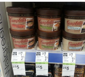 campbell 300x273 Walgreens: Campbells Slow Kettle Soup only $1!