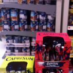 New Capri Sun Big Pouch Coupon = $0.68 each at Walmart!