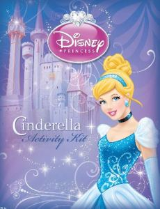 cinderella activity book FREE Cinderella Activity Kit!