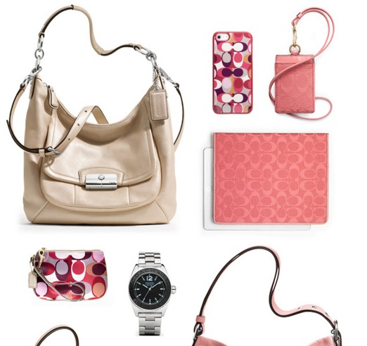 Coach: 50% Off ALL Bags + An EXTRA 65% Off Clearance Bags