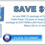 *HOT* Walgreens: FREE Cottonelle Fresh Wipes + Great Toilet Paper Deals!