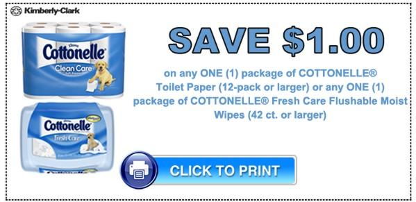 coupon deals toilet paper