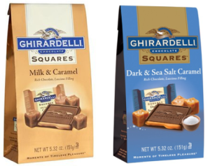 ghiradelli Save $1 off Ghiradelli Chocolate Bags!