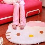 Amazon: Hello Kitty Area Rug Only $8.57!