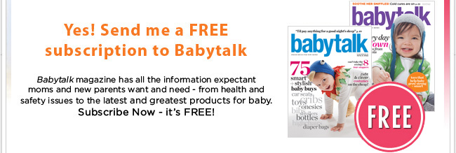 image babytalk middle Free Subscription to Baby Talk Magazine!