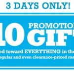 *HOT* Kohl's: $10 Off a $10 Purchase Coupon = FREE Items! (Email Offer)