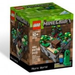 Amazon: Popular LEGO Minecraft In Stock $33.95 + FREE Shipping!
