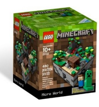 Amazon: Popular LEGO Minecraft In Stock $33.95 + FREE Shipping!