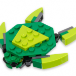 Free Sea Turtle Lego Creation on March 5th!