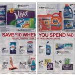 Save $10 off $40 at Target