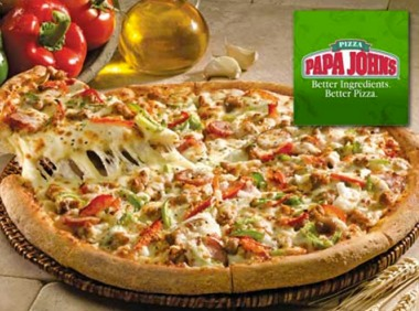 Papa Johns: 50% Off ANY Large Pizza (Select Areas)!