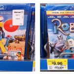 $2/1 Rio AND $2/1 Robots Coupons = Blu Ray DVDs Only $7.96! (Easter Baskets?!)