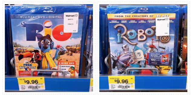 rio dvd deal