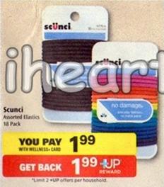 scunci elastics rite aid Free Scunci Hair Ties at Rite Aid, Beginning 3/24!