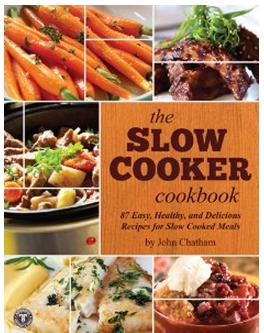 Amazon: FREE The Slow Cooker Cookbook: 87 Easy, Healthy, and Delicious Recipes Ebook