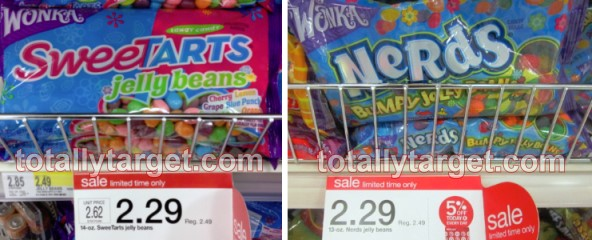target deal wonka candy Wonka Easter Candy as low as $1.29 each at Target!