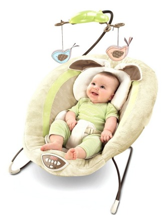 Amazon: *HOT* Highly Rated Fisher Price My Little Snugabunny Bouncer $38.99 + FREE Shipping (Reg. $64.99)!