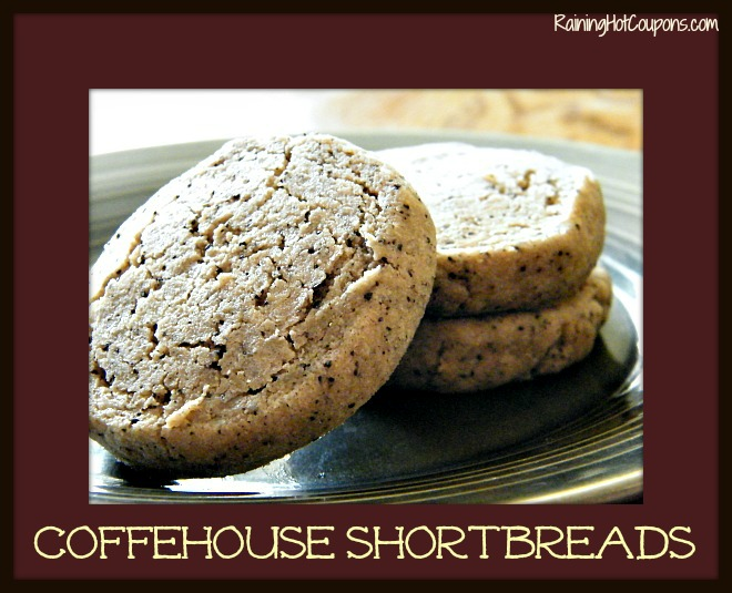 Coffeehouse Shortbreads Main Coffeehouse Shortbreads Recipe