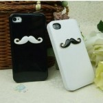*HOT* Amazon:  2 Mustache iPhone 4 Cases Only $2.97 Shipped!