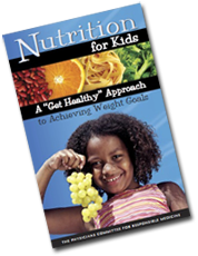 Nutrition for Kids Free Nutrition For Kids Booklet!