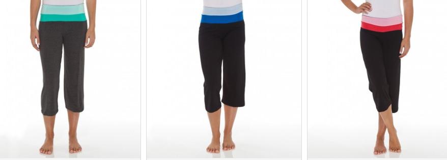 Screen Shot 2013 04 27 at 8.47.04 AM *HOT* Yoga Pants As Low As $8.99 Shipped!