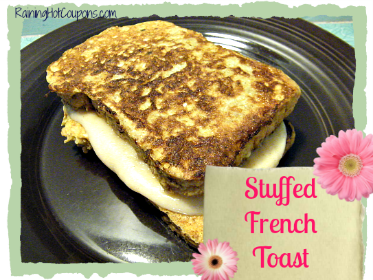 The Perfect Brunch: Stuffed French Toast