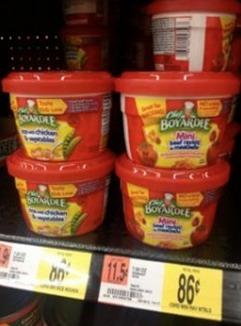 Walmart: Chef Boyardee Only $0.36!