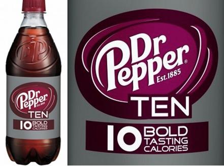 dr pepper ten
