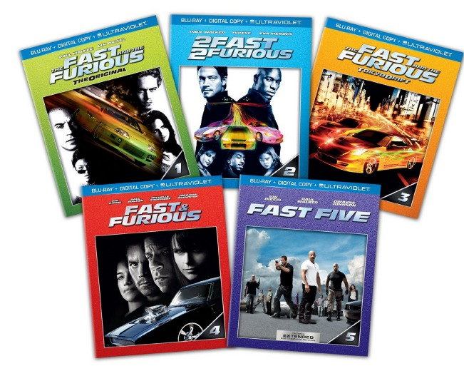 how to watch fast and furious movies in order
