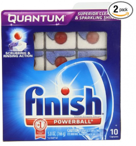 finishquant 280x300 Amazon: Finish Quantum 10 Count (2 pack) only $5.16 shipped (Reg.$12.53)
