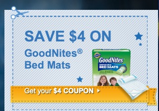goodnites mat