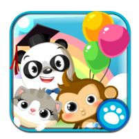 Free Dr Panda's Daycare iPhone-iPad app!