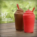 Burger King: Coke or Cherry Icees only $0.75!