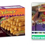 Free Delimex Taquitos at Dollar Tree!