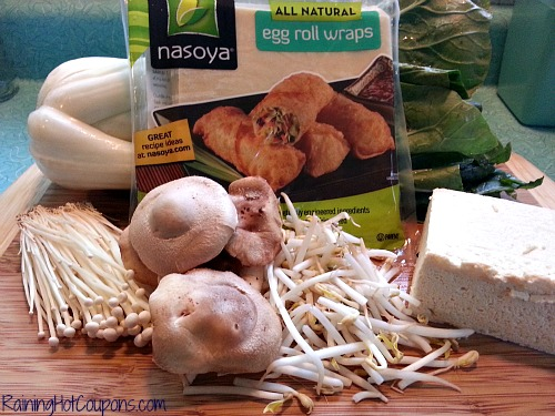 Egg Roll Ingredients Homemade Egg Rolls ~ Why Buy Them Boxed?