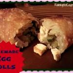 Homemade Egg Rolls
