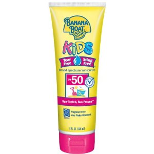 banana boat 50 Banana Boat Sunscreen for Kids As Low As $1.29 at Target!