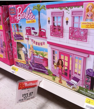 *HOT* Walmart: Barbie Mega Blocks Building Sets Only $23.97 with $10/1 Coupon (Reg. $40.00!)