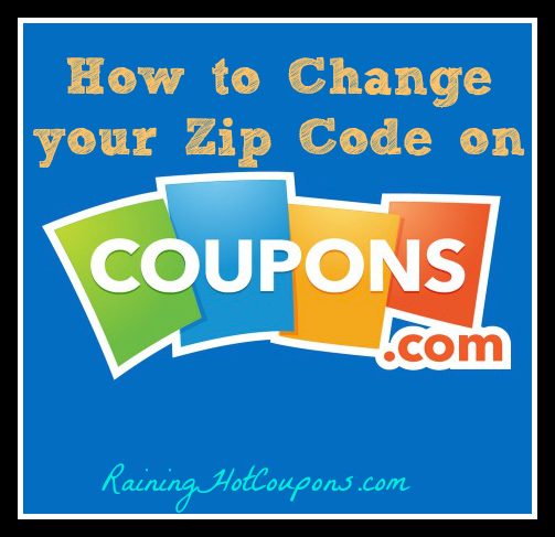 coupons.com zip code