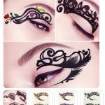 FREE Temporary Eyeliner Tattoo Stickers Set + FREE shipping